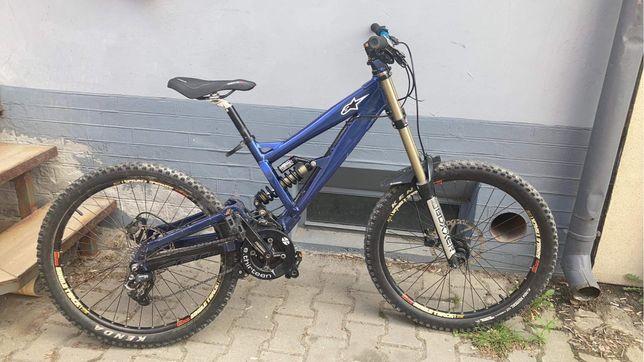Rower dh enduro , mozliwa lekka obniżka ceny lub zamiana