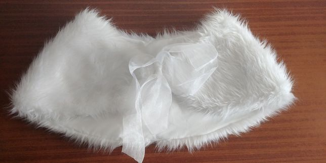 Etola ślubna biała