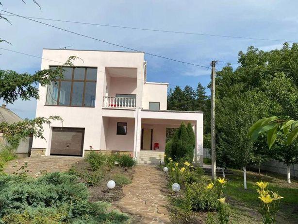 Продам Новый дом в лесу с. Песчанка, (Новомосковск) на берегу реки