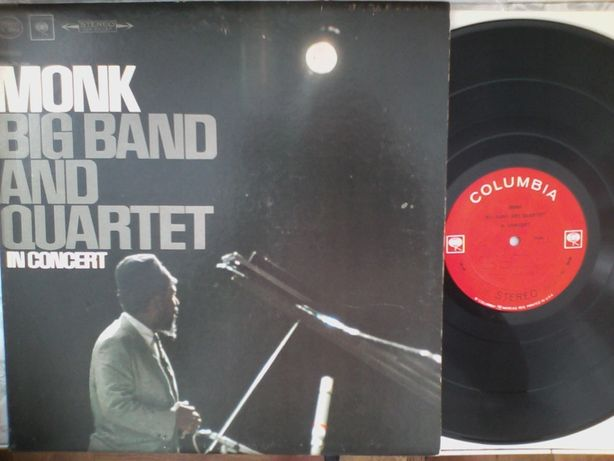 Lp Jazz Monk \ Big Band And Quartet In Concert 1964 USA Orig.