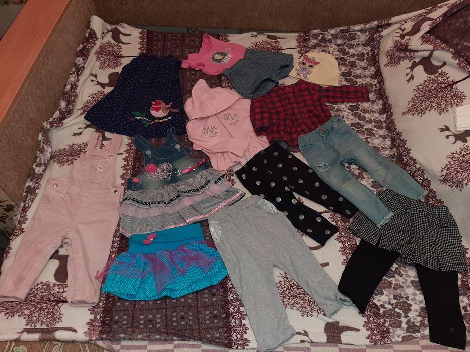 Пакет вещей на девочку Степногорск - изображение 1