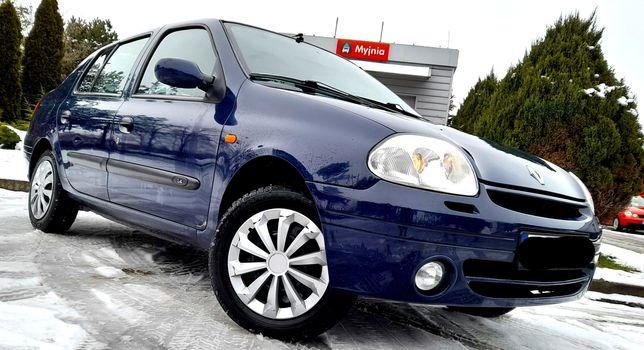 Renault Thalia 1.4 Wspomaganie Zimówki Ekonom Zapraszam  24H