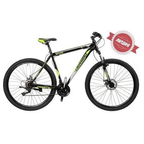 """Горный велосипед CrossBike Pegas 26/ SHARK 27,5"""" на 17 и 19 раме"""