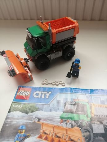 Lego 60083 Pług śnieżny
