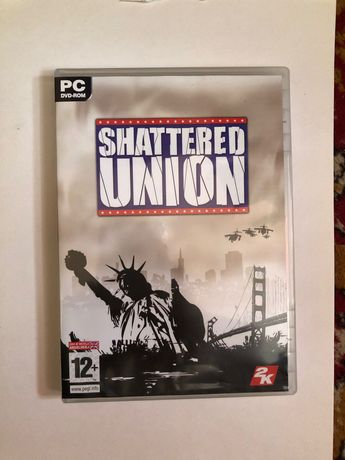Shattered union - gra
