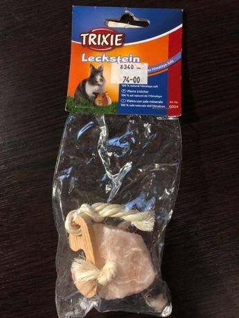 """Брикет соль """"TRIXIE"""" для больших грызунов: кролика/ морской свинки"""