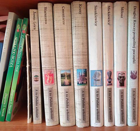 Książki różne, literatura