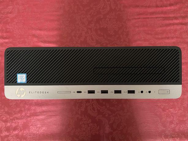 Desktop HP ELITEDESK 800 G3 i5 7a GEN. 16GB RAM SSD M.2