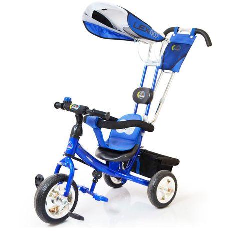 Детский Трехколесный Велосипед Lex-007 eva колеса пена