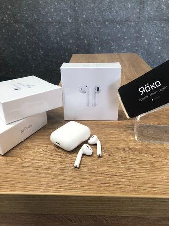 Безпровідні навушники Apple AirPods 2 у Ябко Івано-Франківськ