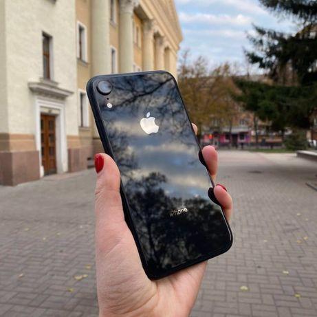 Iphone Xr Black 64Gb Neverlock Б/у