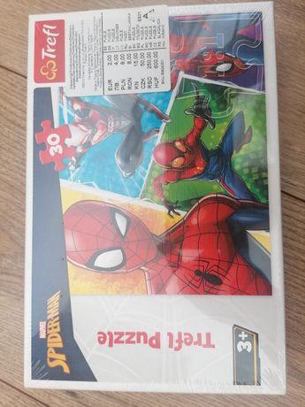 Puzzle Spider-Man 30 elementów 3+