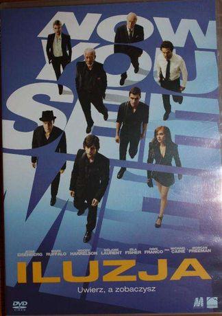 Iluzja - film DVD