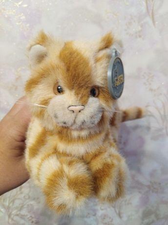Коллекционная игрушка котенок Forster stofftiere