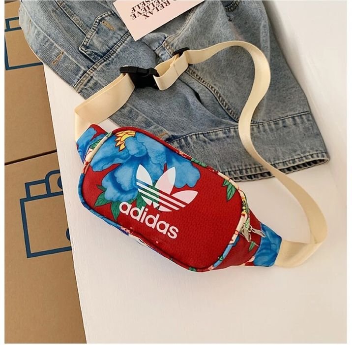 Поясная сумка (бананка) adidas Запорожье - изображение 1