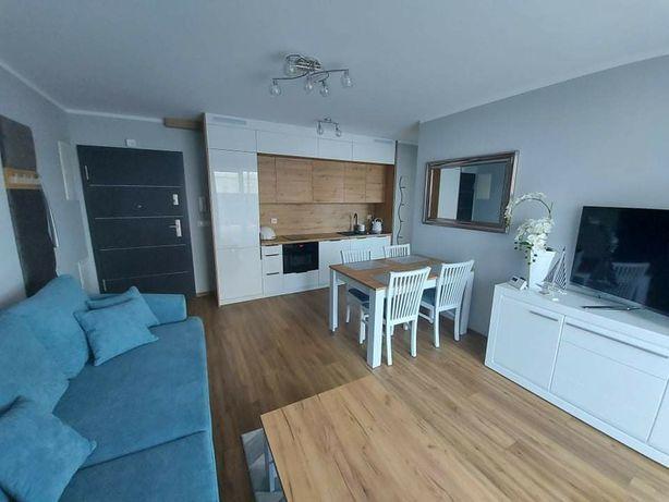 Nowy apartament w Sarbinowie Bon turystyczny