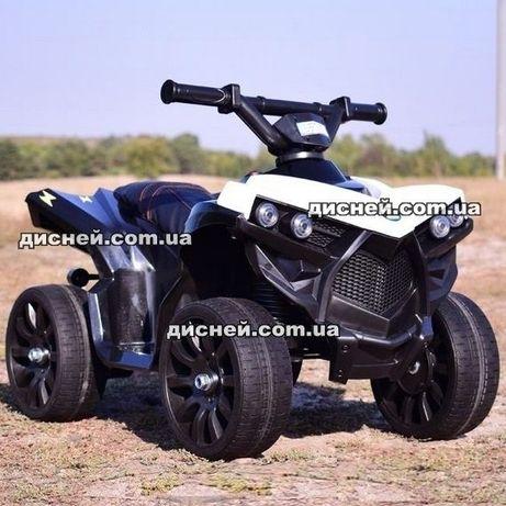 Детский квадроцикл ЖДЯ3638, электромобиль Дитячий електромобiль