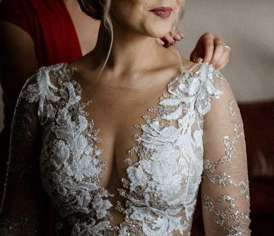 Suknia ślubna z salonu Madonna model Milla Nova Softy