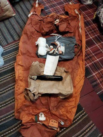Плот спасательный надувной ПСН-1(1986г)