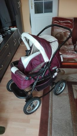Wózek dla dziecka jak nowy