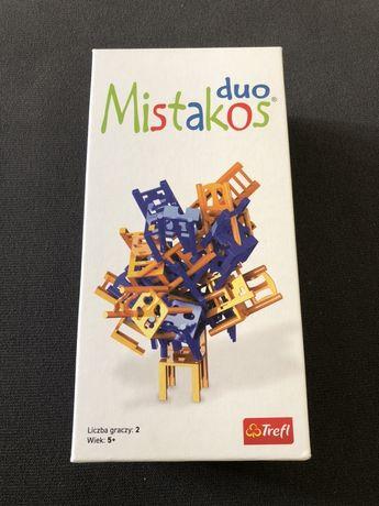 Mistakos gra zręcznościowa krzesła