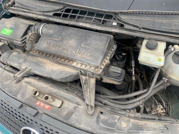 Silnik OM 646 2.2CDI Mercedes Vito 639 Sprinter 906 kompletny