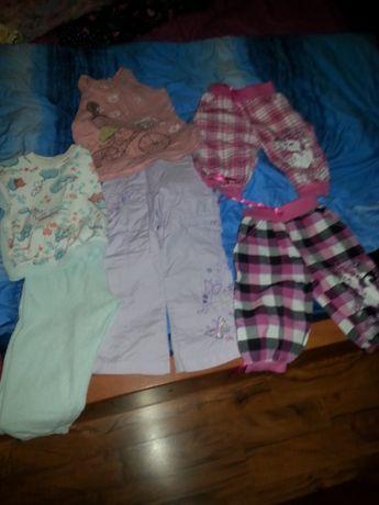 Ubranka dla dziewczynki 2-3 latka