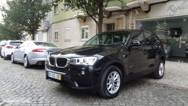 BMW X3 18 d sDrive Auto