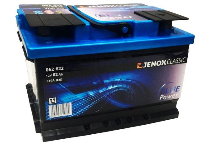 Akumulator Jenox Classic BLUE 62AH 510A