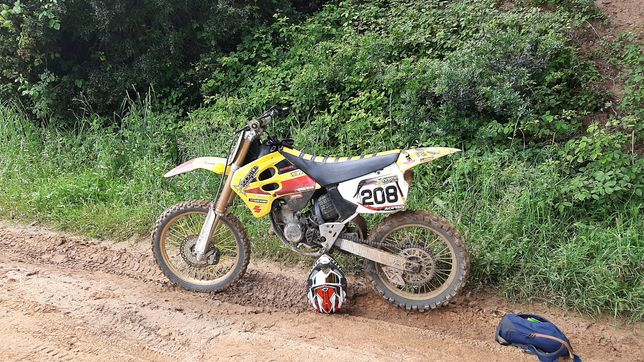 Suzuki Rm 125 estimada