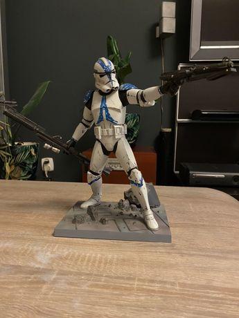 Kotobukiya ARTFX Star Wars Clone Trooper nie neca, hot toys , sideshow