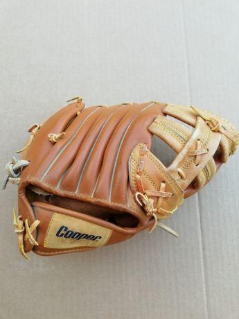 Rękawica baseball baseballowa Cooper skórzana