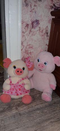Музыкальные свинки
