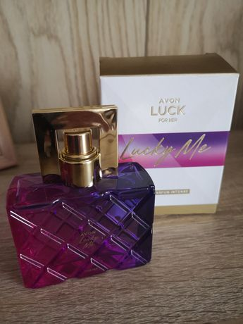 Avon nowy damski zapach Luck  50 ml