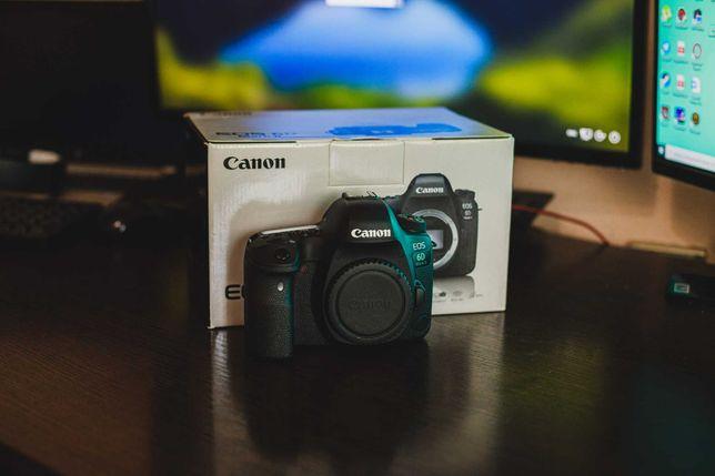 Full Frame Canon eos 6D mark ii 2 практически новый - пробег 20к