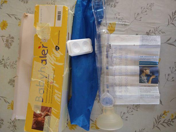 Babyhaler- komora inhalacyjna
