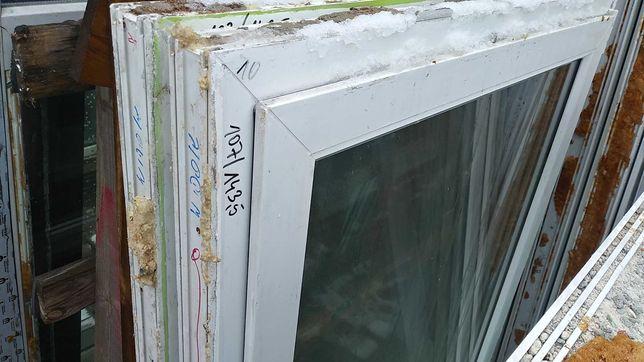 Okno pcv 107/143
