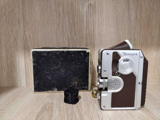 субминифотоаппарат Minicord Gorliz