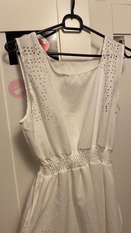 Sukienka biala