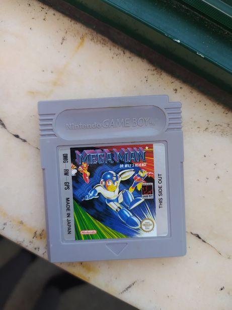 Mega man Dr. Willy's Revenge! Jogo Nintendo Game Boy DMG
