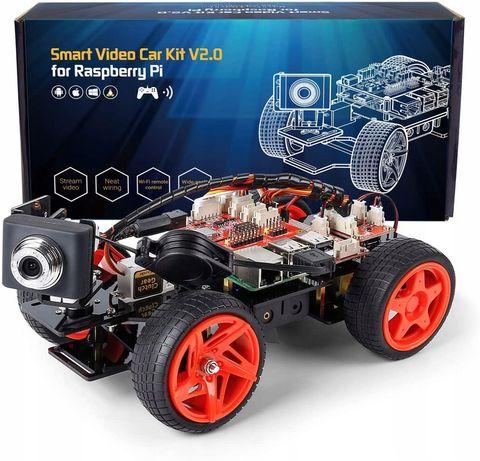 Zestawy robotów do nauki samochód Wifi Raspberry