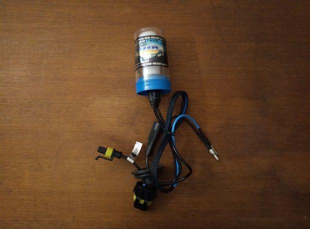 Ксеноновые автомобильные лампы H1, 12V/35W, 6000K