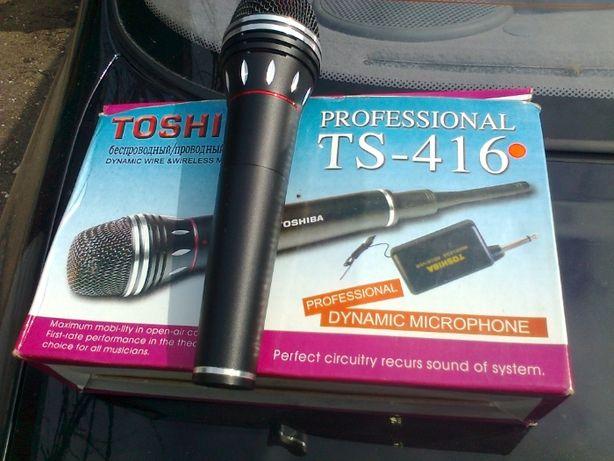Микрофон TS - 416, наушники