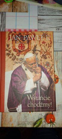Książka Jan Paweł II Wstancie, chodźmy.