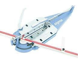 Przecinarka do glazury Sigma 3D4 - 95 CM