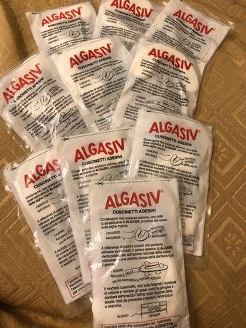 Прокладки для фиксации зубных протезов Algasiv Италия