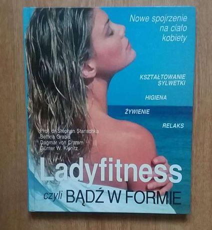 Książka LADYFITNESS bądź w formie