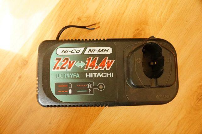 Ładowarka akumulatorów Hitachi UC 14YFA NiCd 7.2V NiMH 14.4V 2.6A