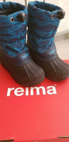 Продам сапожки reima