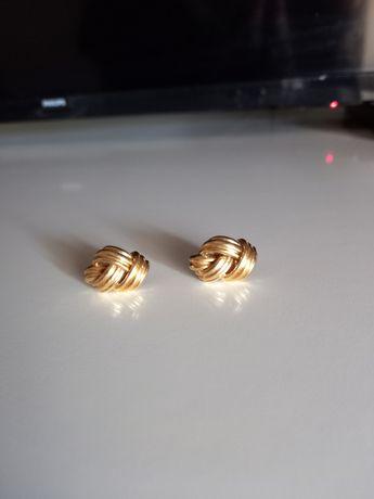 Brincos em Ouro de 19,2k, 15,6 Gr.